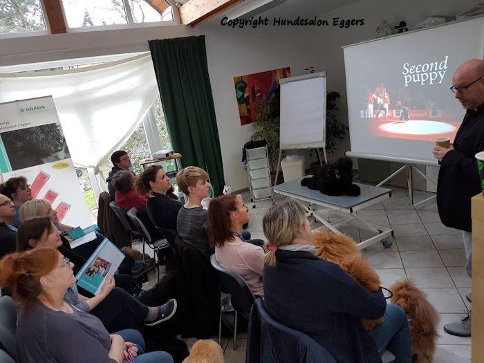 Anders Rosell Seminar Impressionen